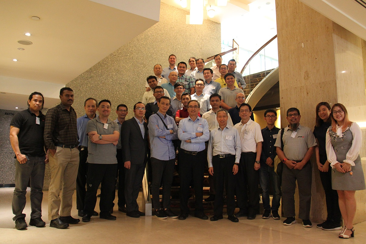 Group Picture of the attendees of the 2019 MAGMA ASEAN User Group Meeting